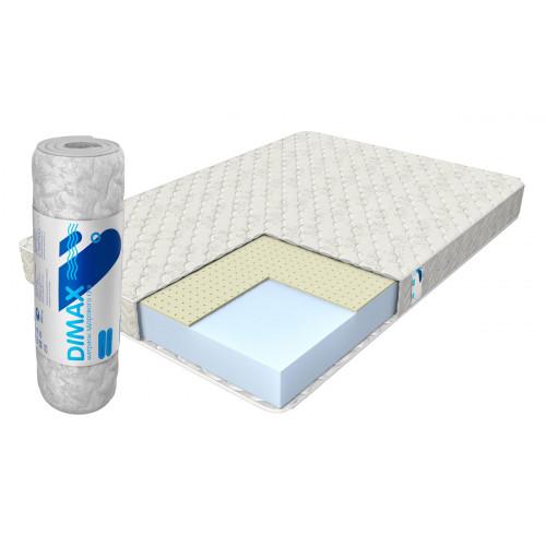 Тонкий матрас из пены balance foam и латекса Практик Чип Ролл 14 латекс
