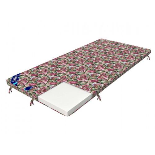 Практичный матрас для дивана на липучках МЛ Лайт-6