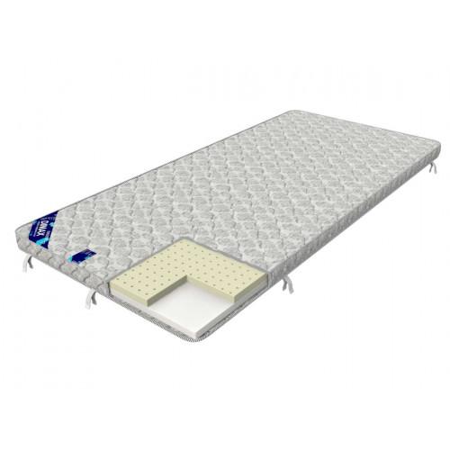 Компактный высокоэластичный матрас для дивана на липучках МЛ Латекс-33