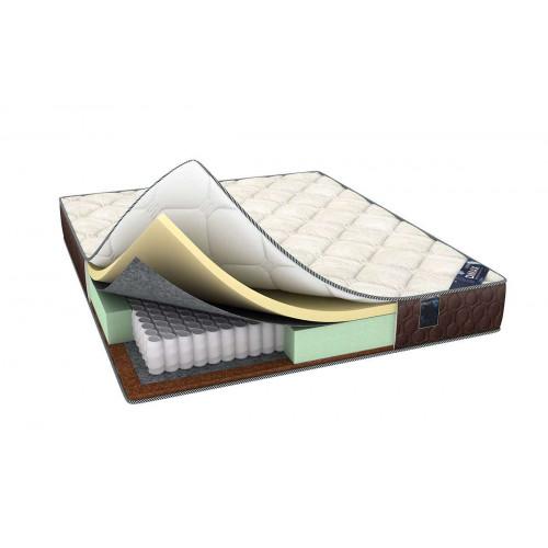 Разносторонний матрас с эффектом памяти Элемент Мемо хард